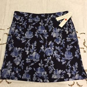 Tribal TrueBlue Skort/Skirt with attached panties